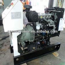 Beijing 15kva Automatic Emergency Diesel Generators With Perkins Engine
