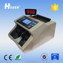 Indian Rupee Mix counting value cash counting detecting machine with low price
