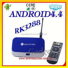 RK3288 4K azBox premium HD Cable Android TV Box RK3288
