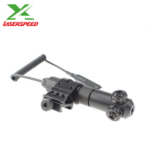 outdoors hunting hand gun laser sights with scope mount