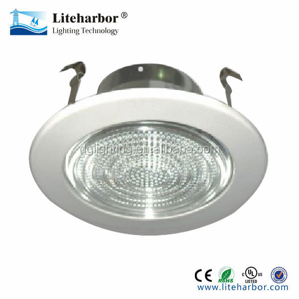 Wholesale recessed housing ETL Listed 4 inch modern bathroom light fixture shower trim for par20 downlight