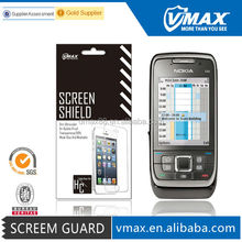 Screen protector for Nokia e66 oem/odm (Anti-Glare)