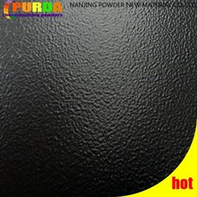 RAL 9005 Satin Black Wrinke Finish Epoxy Powder Coatings