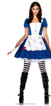 Costume For Alice-madness Returns Alice Cosplay Update Edtion costume