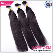 Unprocessed Remy 100% Human Indian Hair Styles Pictures