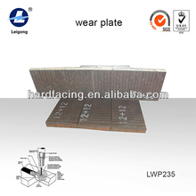 Top quality Bi-metal wear resistant steel plates for nozzle rings