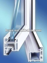 White pvc Profile Frames for door and window