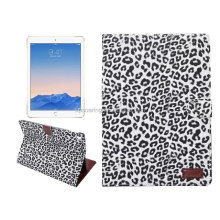 high quality PU leather flip cover wallet case with card for iPad Pro 9.7 inch