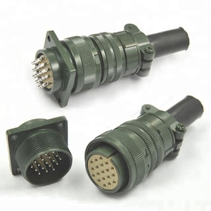 19 pin military connector