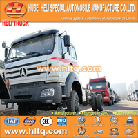 North-Benz 4X4 ND2161E48 military truck chassis for sale
