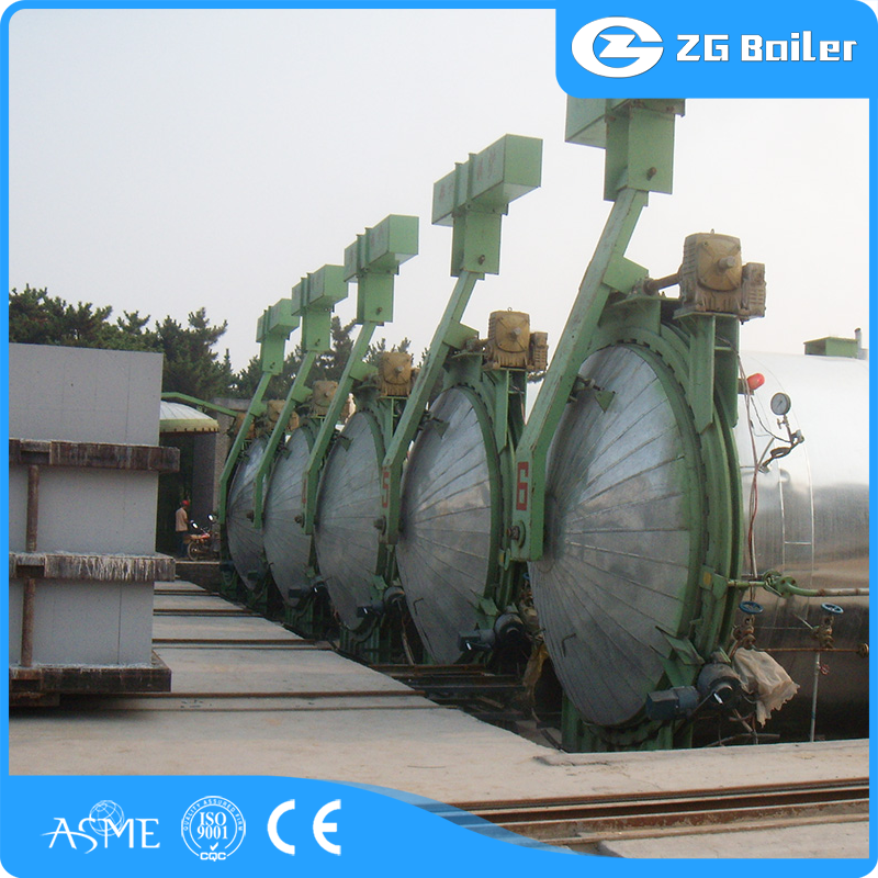 Concrete Brick Raw Material and Autoclaved Aerated Concrete Method foam concrete block production line