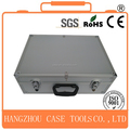 Aluminum material portable aluminum case with for tools