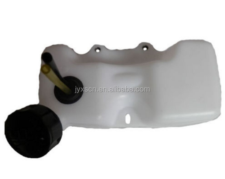 Fuel Tank Gas For MITSUBISHI TU26 TL26 TL33 TL43 WITH FUEL CAP & FUEL LINES FITS TU26 TRIMMERS