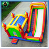 HI Best Selling combo bouncer , inflatable castle , jumping castle with slide