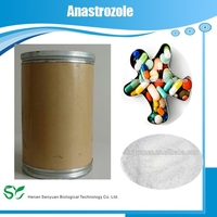 Best Quanlity antibiotic Anastrozole / Arimidex / CAS No.:120511-73-1 raw powders