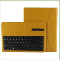 For samsung galaxy tab T800 chic smart case with keyboard