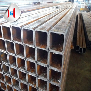 astm a120 a160 40x40 75x75 48inch mild steel hollow section steel pipes