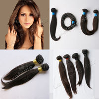 Fashional lowest price brazilian hair straight wave