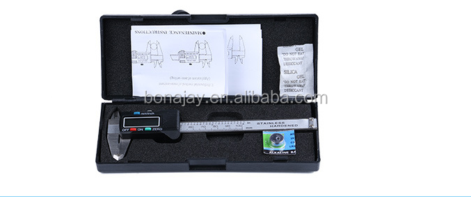 hot selling Stainless Steel Vernier Calipers 150 200 300mm
