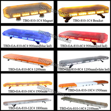 full size led lightbar with CE/ROHS/ISO/SGS/UL certificate 810 series warning lights