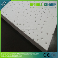 Fire Rated Mineral Fiber Ceiling Tiles