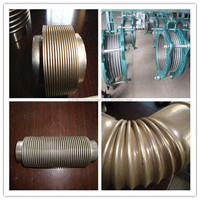 big diameter corrugated expansion joint