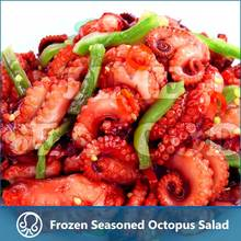 frozen seafood salad(squid)