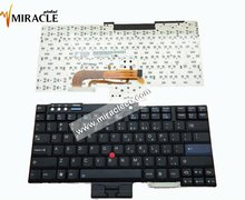 laptop accessories for Lenovo ThinkPad T60 R60 T400 Black Layout US laptop keyboards