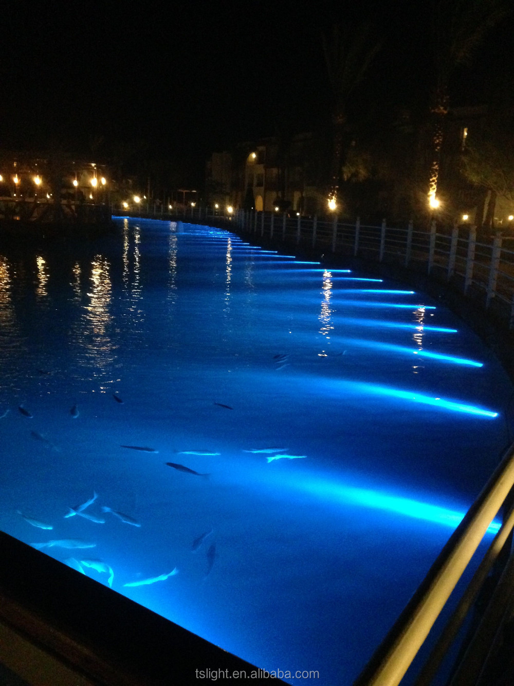 Surface Mounting Swimming Pool Ip68 Led Pool Light 27w Rgb Led Underwater Light Buy Rgb Led