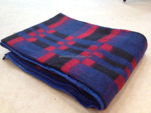 2016 most comfortable soft recycled cotton tartan blanket