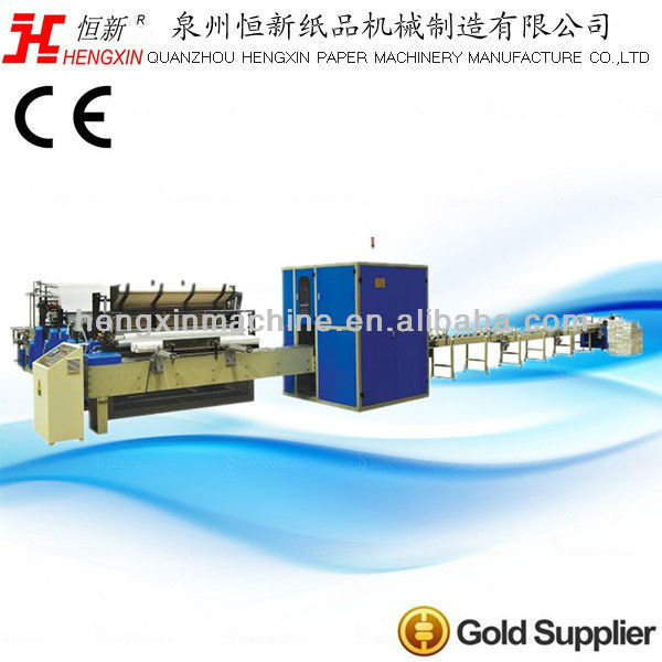 Full Automatic Toilet Paper Production Line