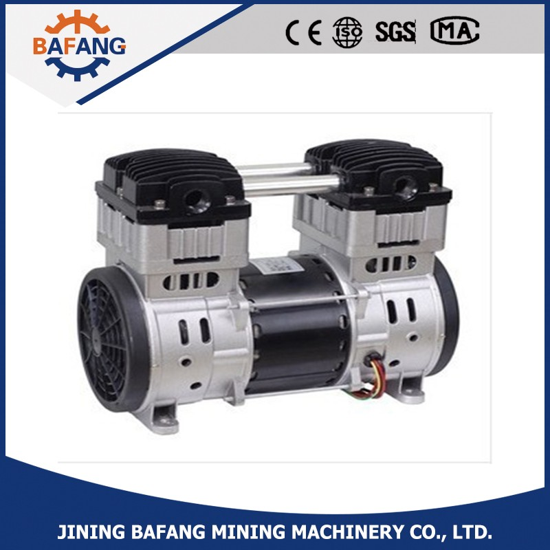 The Industry Oil Free Air Compressor With Electric Motor
