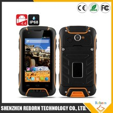 4.0 Inch V3 Waterproof IP68 Phone Rugged Android 4.4 Waterproof Outdoor Mobile Phone