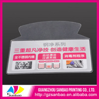 Alibaba China Factory Custom Waterproof Adhesive PVC UV Printing Removable Stickers