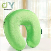 Custom good quality wholesale neck support cushion for babies