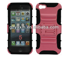 multi-functional hot selling techno mobile phone case for iphone 5