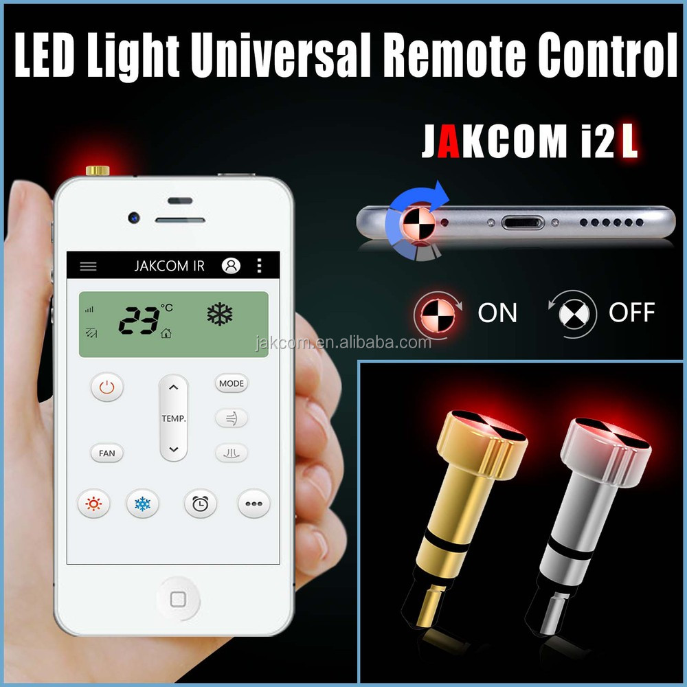 Wholesale Jakcom Smart Infrared Universal Remote Control Commonly Used Remote Control Telefono Android Air Conditioner Box Iptv