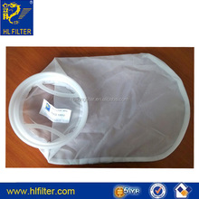suzhou huilong supply high quality dust filter bag,hemp nut milk bag
