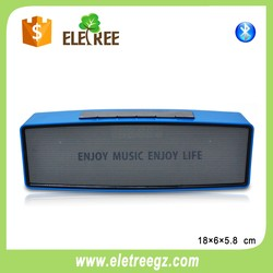 GUANGZHOU CHEAP bluetooth speaker portable wireless car subwoofer with GOOD QUALITY BUILD-IN BATERRY WS-637