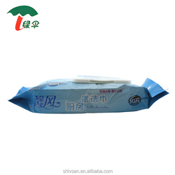cheap household cleaning disposable kitchen wipes wet manufacturer