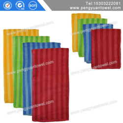 pengyuan plain woven disposable bathroom hand towels