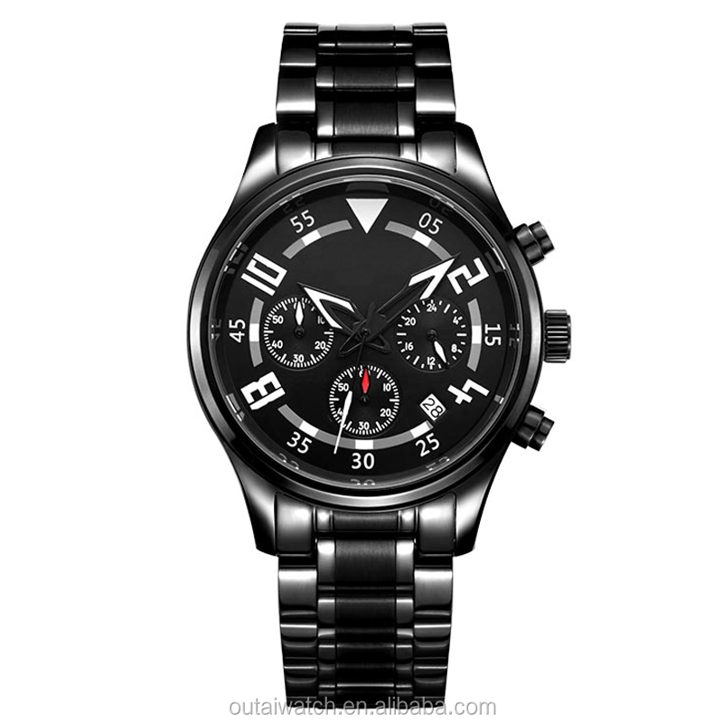 guangzhou watch factory trend design quartz watch with watch brand