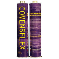 Comenflex8275 cartridge 310ml Construction Usage Polyurethane Jointing Sealant for Bitumen/Highway