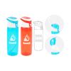 Hot Fashion White Handle Sport Eco Drinking Water Bottle