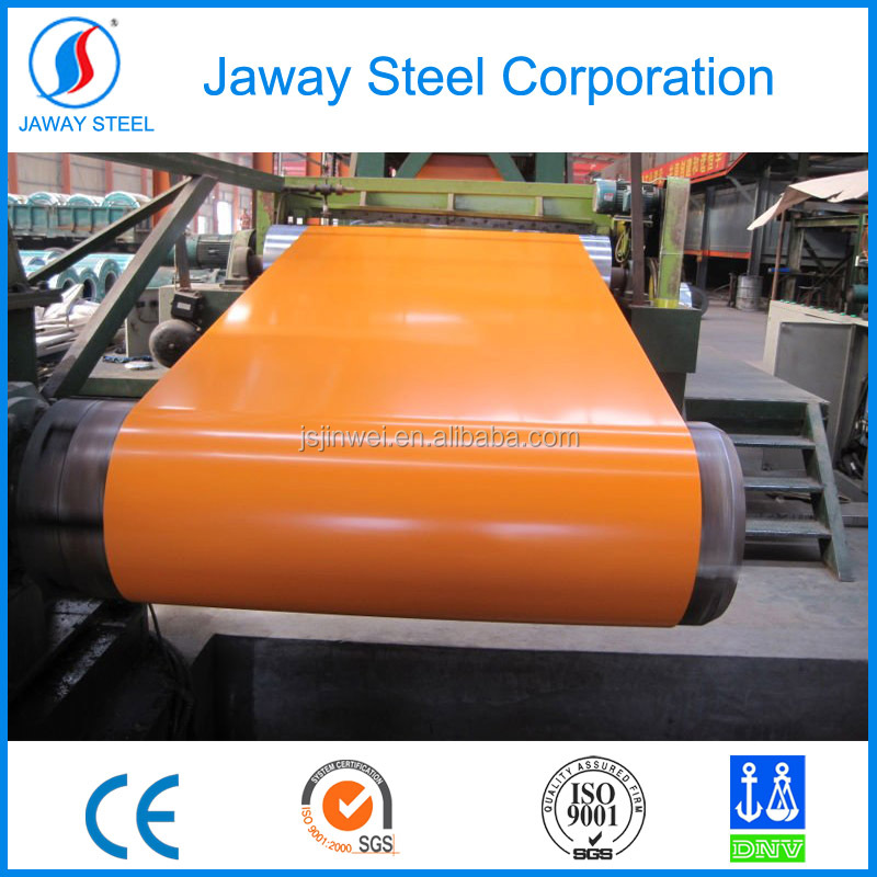 Sell Prepainted PPGI galvanized corrugated wave roofing sheet use coil