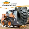 Agricultural tyre good price 26.5-25 29.5-25 skid steer loader solid otr tires with long life
