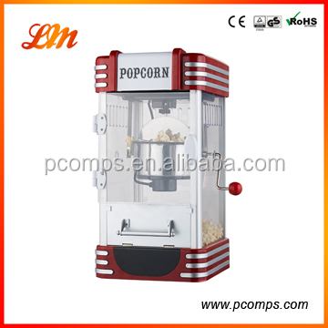 Home and Commercial Popcorn Machines Good Taste with Oil or Sugar