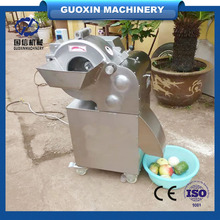 CE Approved Stainless Steel Potato Dicer Machine