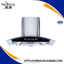 hot-sale wall mounted cheap price 60cm 90cm range hood/cooker hood for kitchen