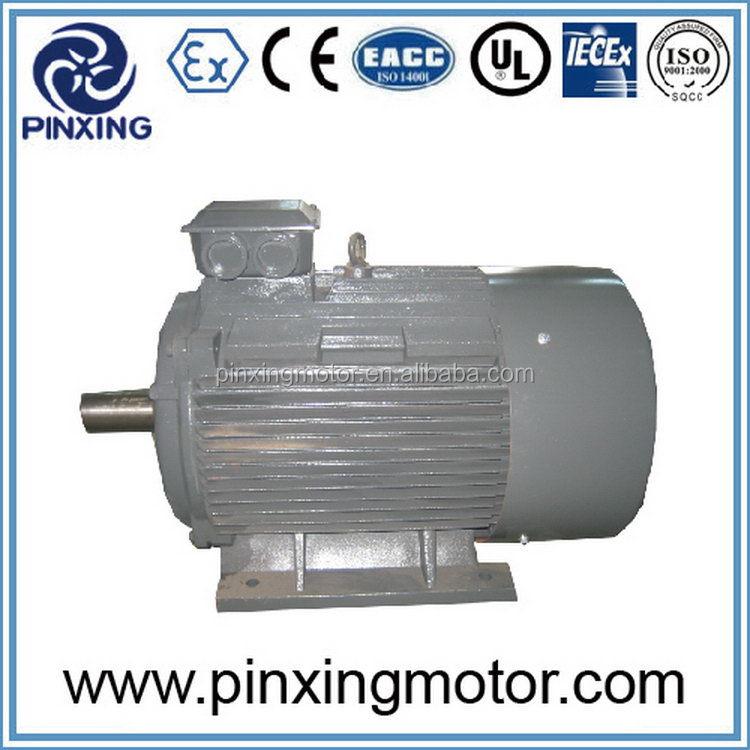 Modern Design Professional Electric Car Motor Ac 3 Phase
